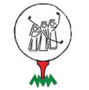 golfball logo